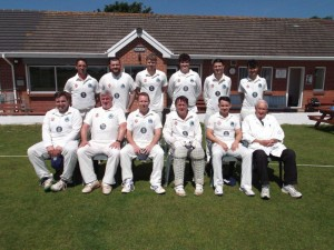 2nd XI v Ammanford 17th June 2017